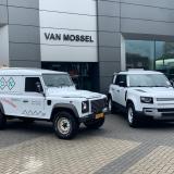 Samenwerking tussen ACON en Van Mossel Land Rover verlengd