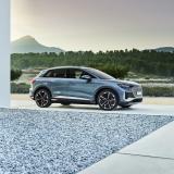 Wereldprimeur voor Audi Q4 e-tron