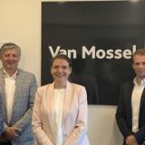 Joint venture Van Mossel en Devos-Capoen goedgekeurd
