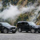 Jaguar Land Rover zegt dag tegen bacteriën en virussen in de toekomst