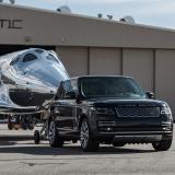 Land Rover en Virgin Galactic verlengen samenwerking