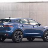 Jaguar rust de E-Pace uit met een R-Dynamic Black Edition