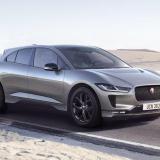 De Jaguar I-Pace Black, de nieuwe uitvoering van de I-Pace