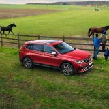 Nieuw design voor de Volkswagen Tiguan Allspace