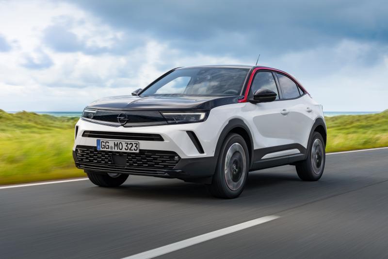 Maak kennis met de nieuwe Opel Mokka