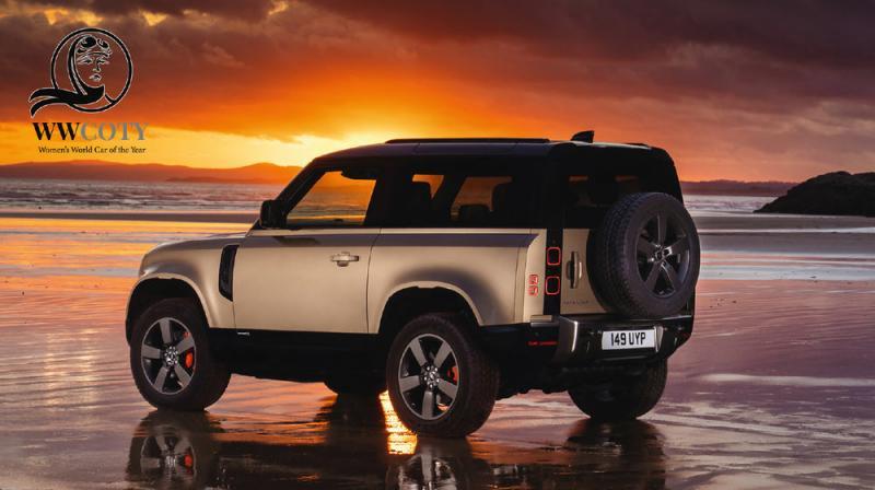Land Rover Defender wint twee prachtige prijzen!