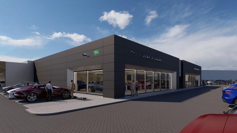 Jaguar Land Rover Tynaarlo gaat verhuizen!
