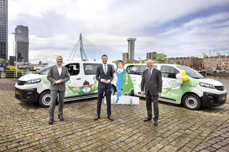 Van Mossel levert als mobiliteitspartner van Trevvel 165 elektrische bussen