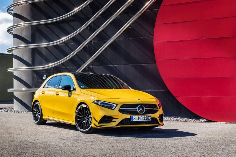De nieuwe Mercedes-AMG A 35 4MATIC is per direct te bestellen!