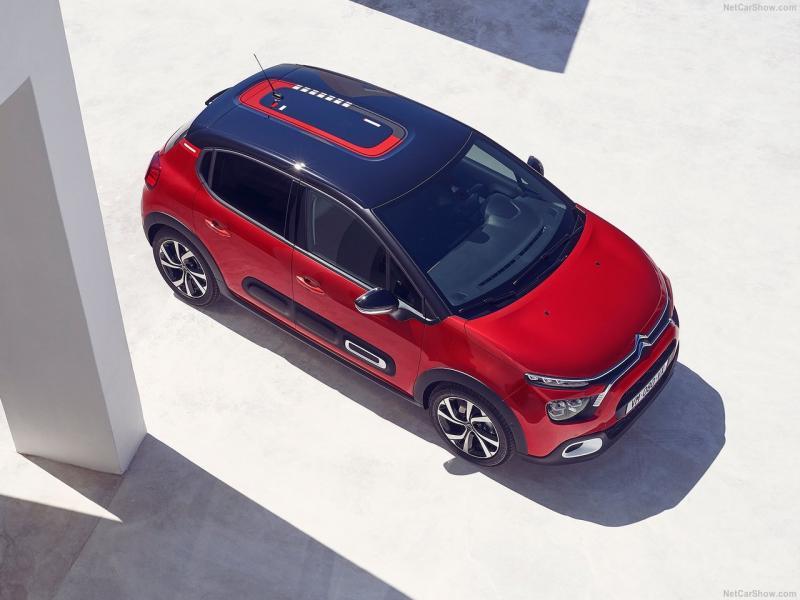 Feest voor de Citroën C3