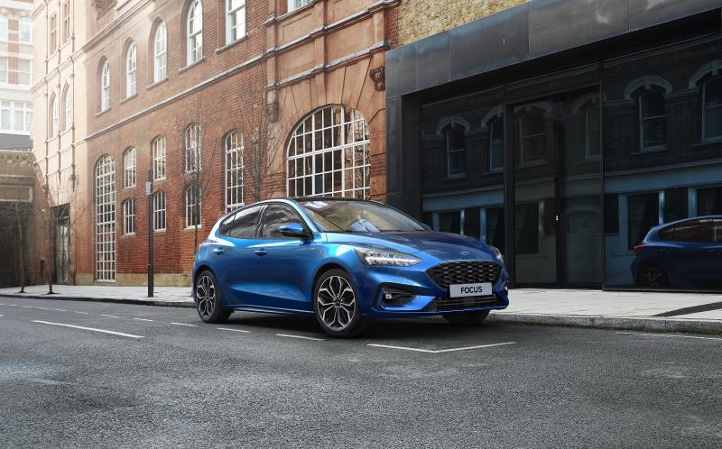 Ford introduceert Focus Hybrid