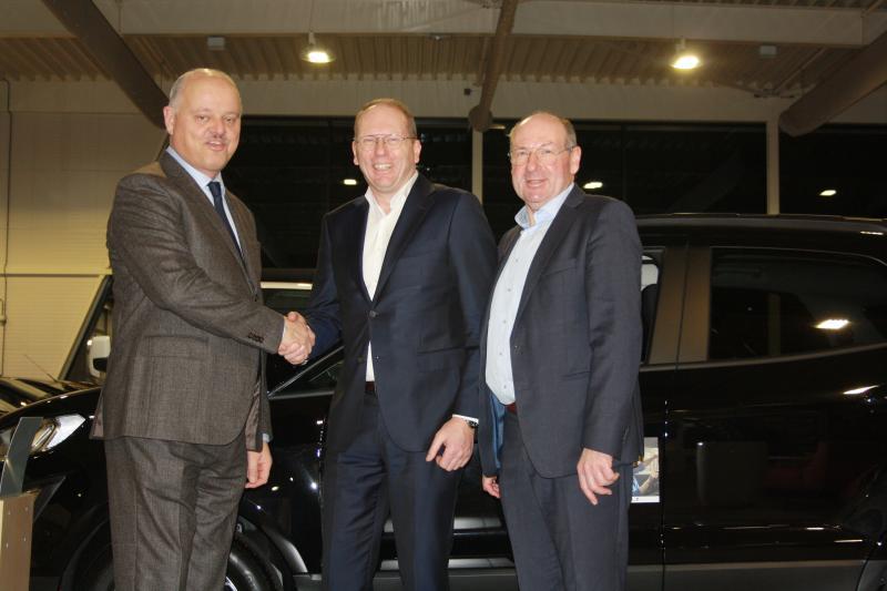 Autobedrijf Ford Van Putten naar Van Mossel Automotive Groep