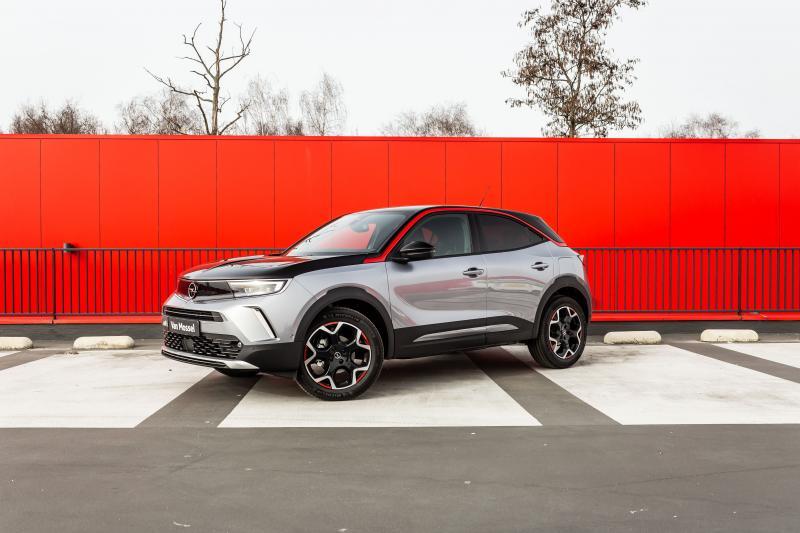 Baanbrekende Opel Mokka nu bij Van Mossel OPC
