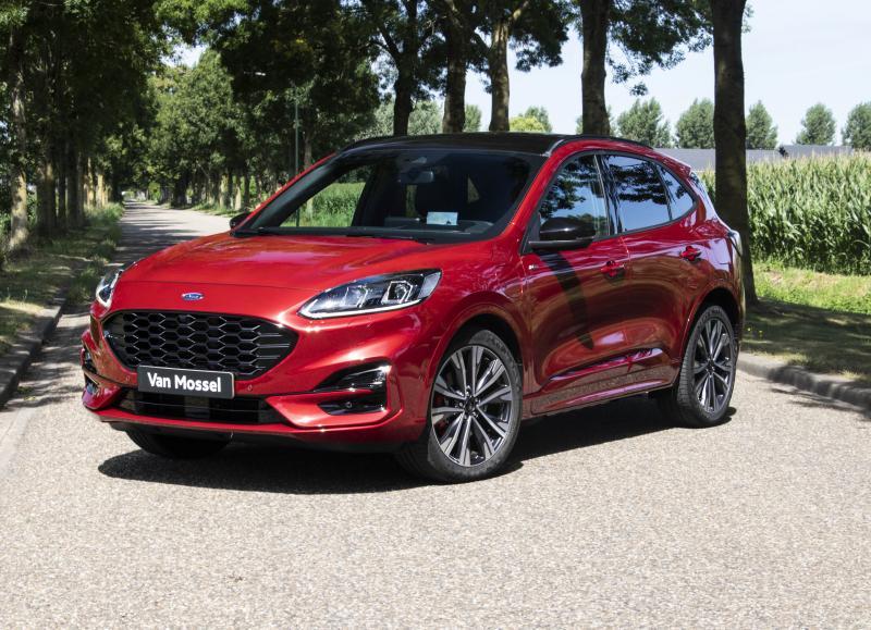 Ford Kuga en Fiesta getest door ANWB en AutoReview