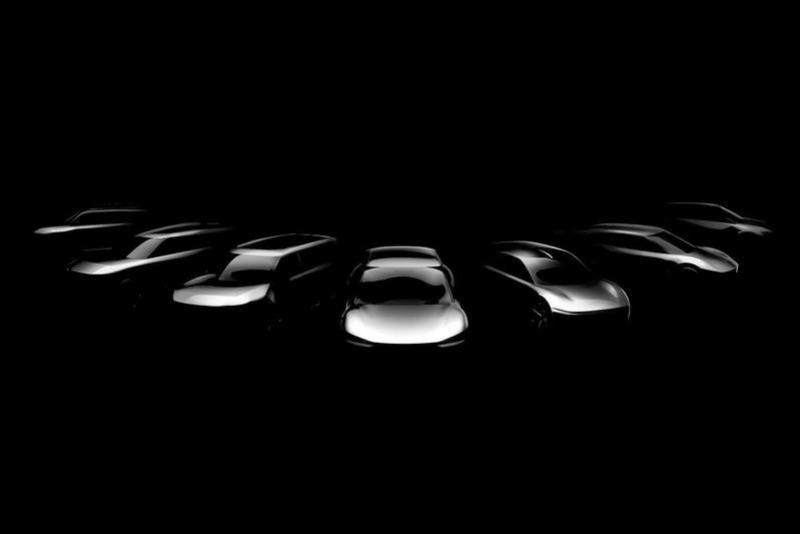 Kia lanceert tussen nu en 2027 7 nieuwe volledig elektrische modellen!
