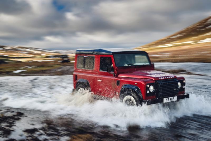 Hoera: Land Rover 70 jaar!