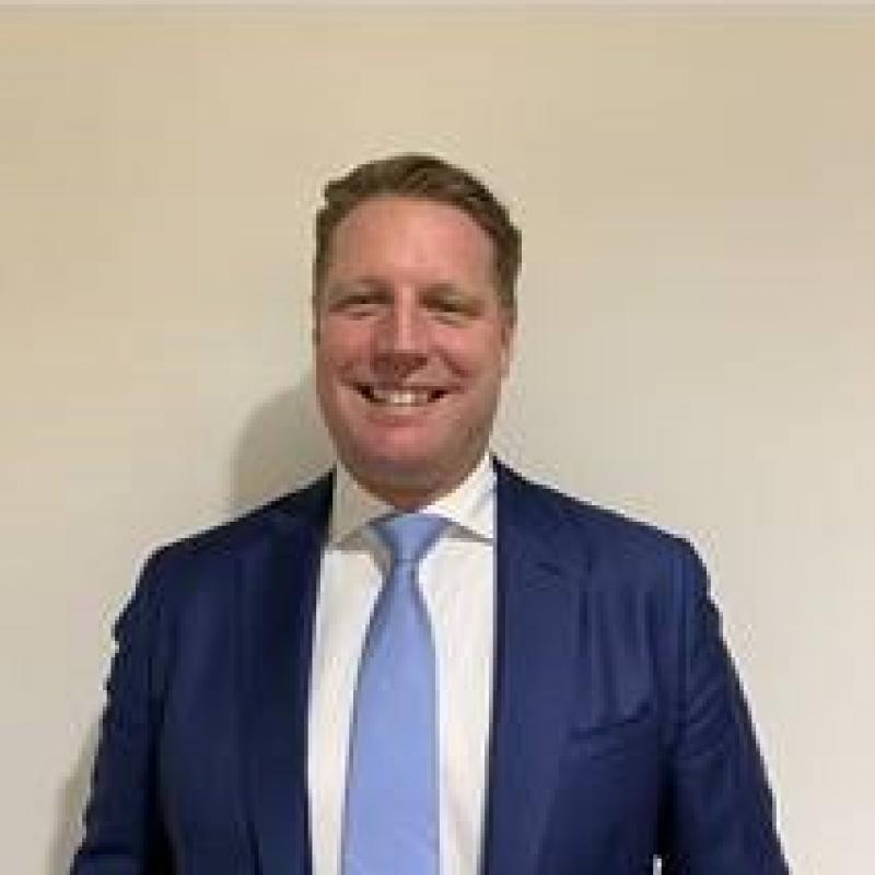 Marcel Roseboom, vestigingsdirecteur in Zwolle, stelt zich aan u voor