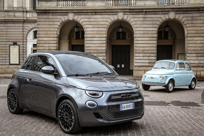 Fiat 500E nu te bestellen