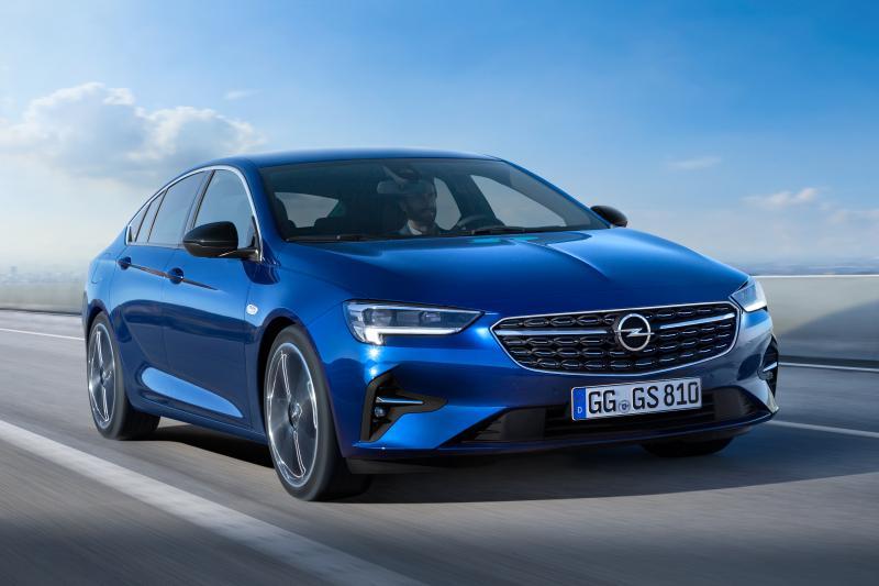Opel introduceert de nieuwe Insignia