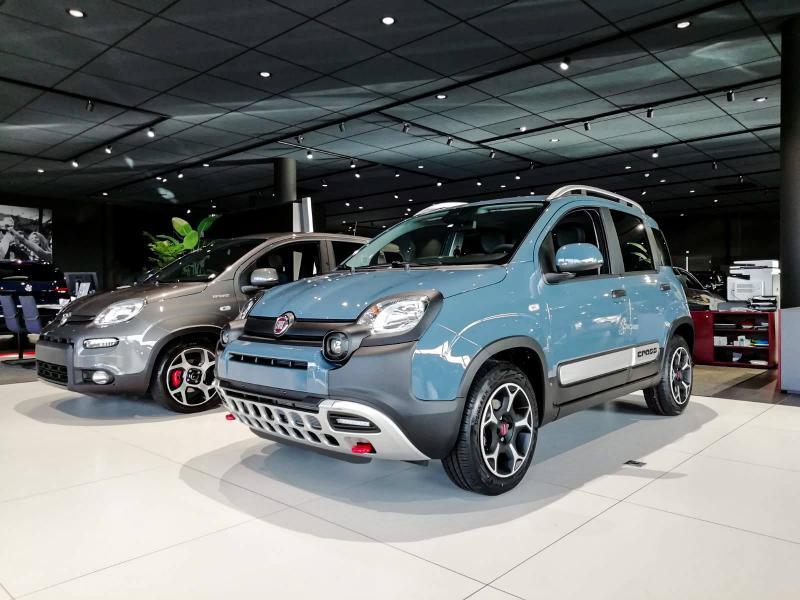 De nieuwe Fiat Panda