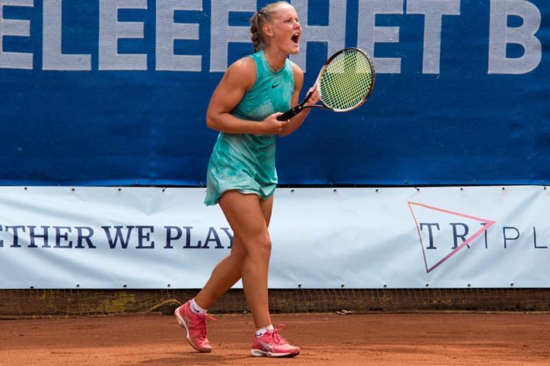 Van Mossel Peugeot trotse sponsor van het Future tennistoernooi in Alkmaar
