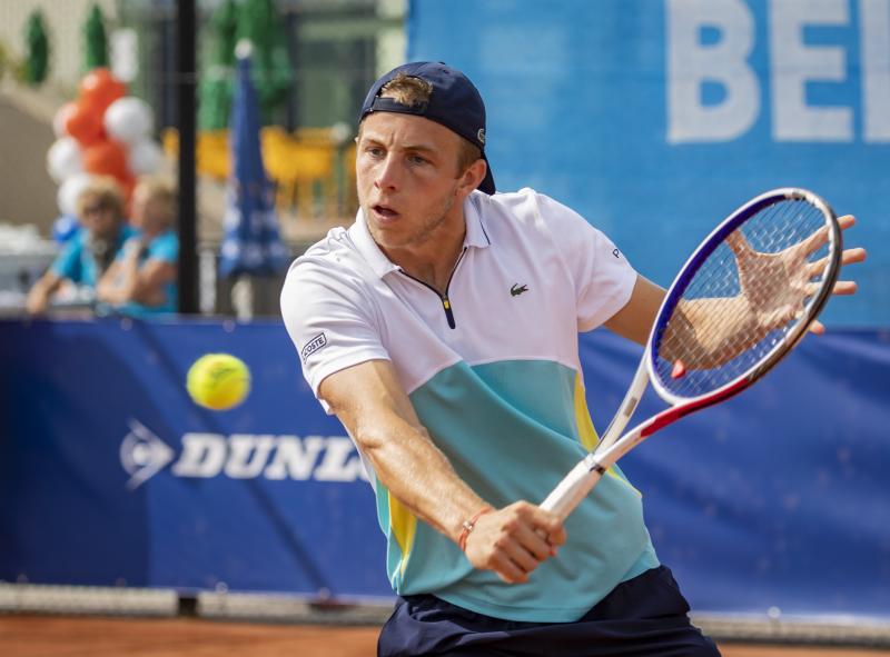 Veel tennistoppers van de partij tijdens het Van Mossel Kia Dutch Open!