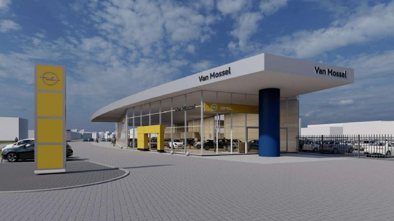 Activiteiten Opel Kerckhaert Terneuzen naar Van Mossel