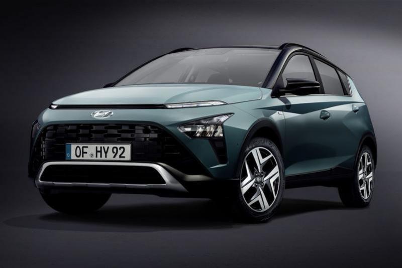 Het nieuwste model van Hyundai