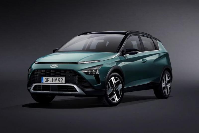 Prijzen Hyundai Bayon bekent