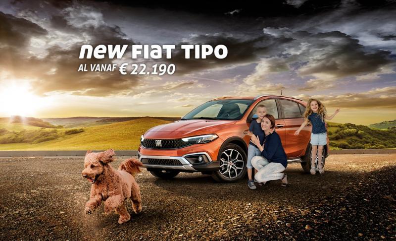 De nieuwe Fiat Tipo