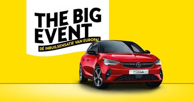 The Big Event bij Van Mossel OPC Opel
