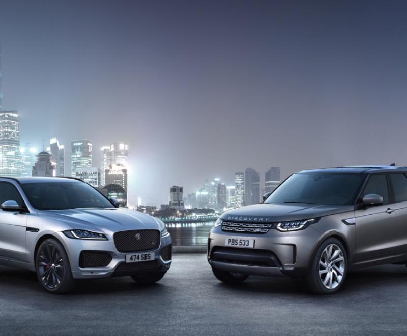 Jaguar Land Rover en de toekomst van elektrisch rijden.