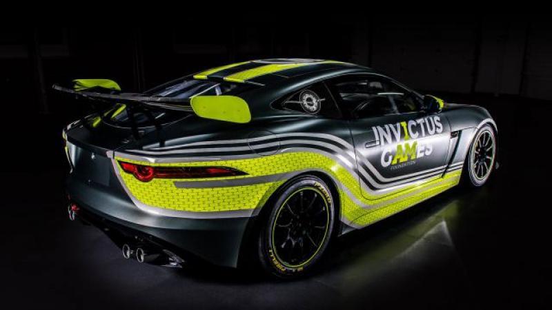 Jaguar komt met race-versie van F-Type SVR