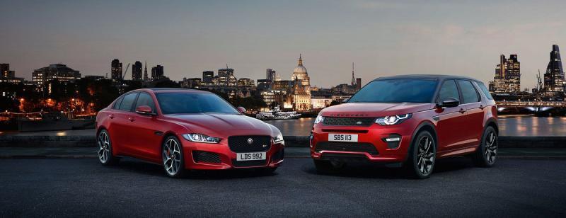 Jaguar Land Rover boekt record