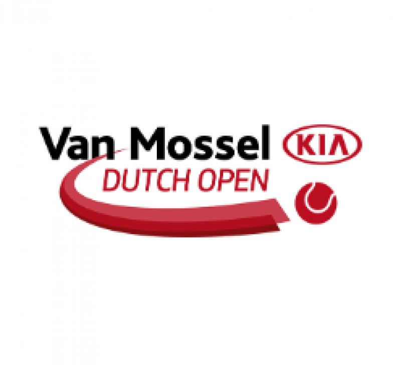 Van Mossel Kia Dutch Open gaat door!