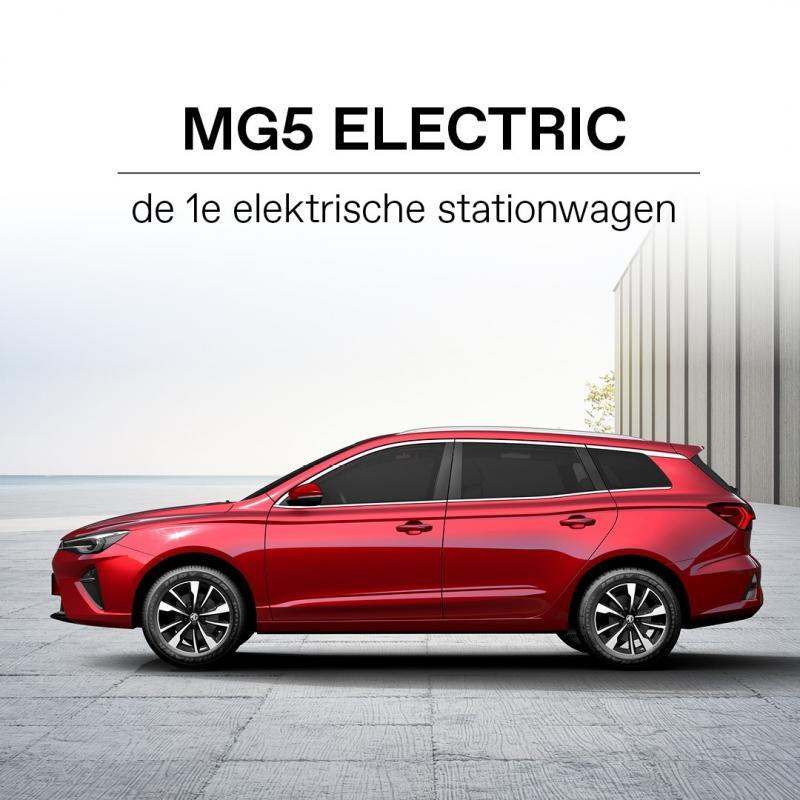 MG5 Electric
