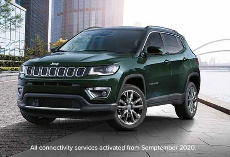 De nieuwe Jeep Compass