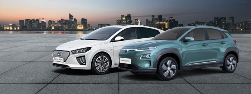 Nu € 4.000,- korting op de elektrische modellen bij Hyundai