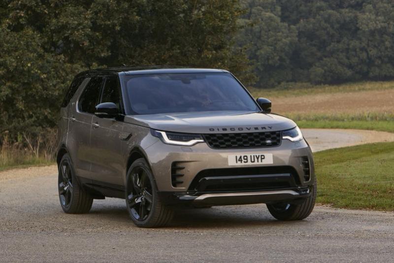 De nieuwe Land Rover Discovery