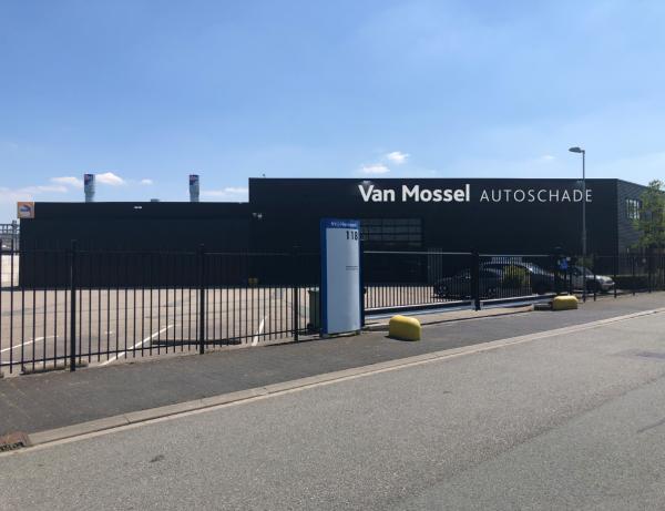 Van Mossel breidt uit met nieuwe autoschadevestiging in Den Haag
